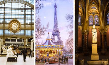 4 дня в Париже: что посмотреть и сделать