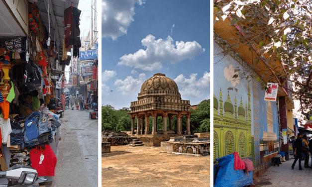 Что посмотреть и сделать в Дели