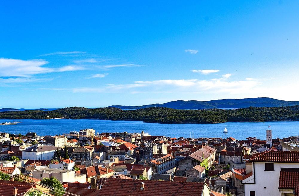 посмотреть на Шибеник, одно из лучших мест для посещения в Хорватии