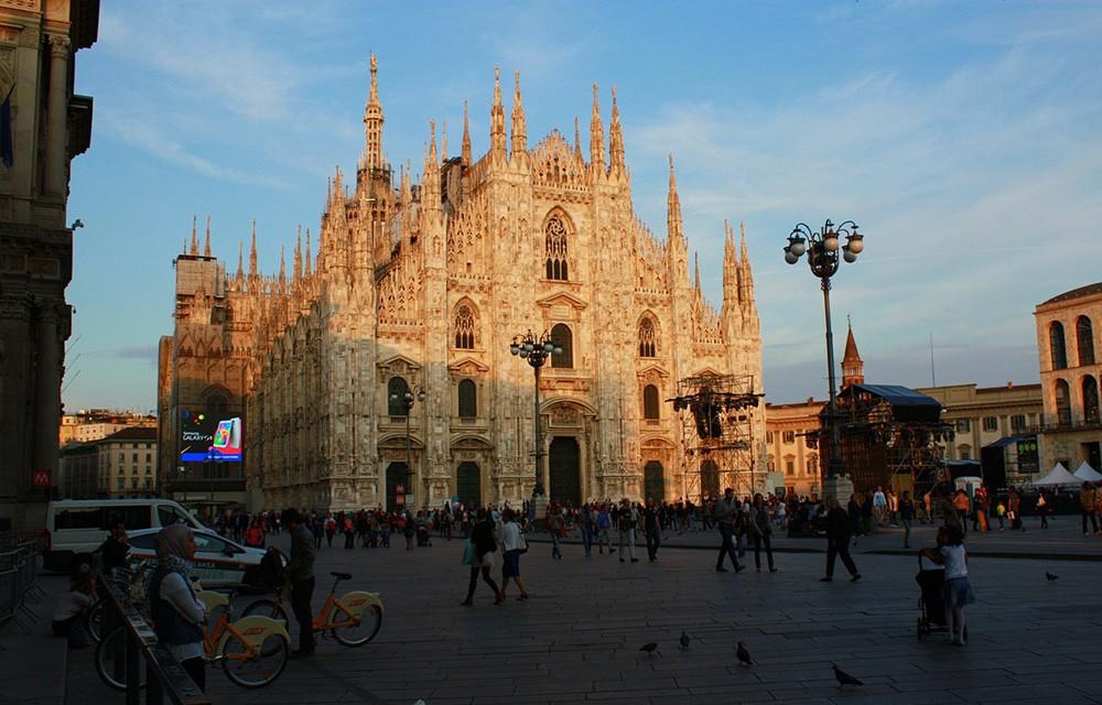 Что не пропустить в Милан: Дуомо