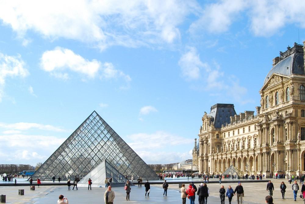 Париж 4-дневный маршрут: Лувр