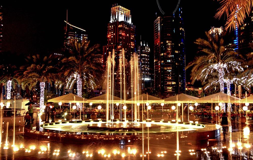 Что посмотреть в Дубае: Дубай Марина