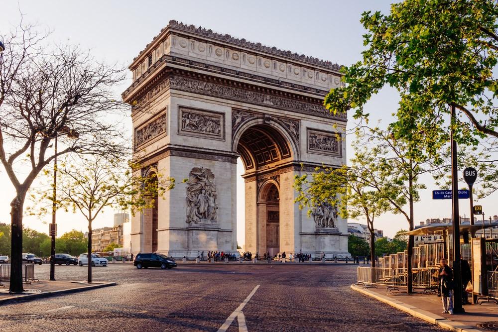 Париж, Франция: маршрут на 4 дня - Триумфальная арка