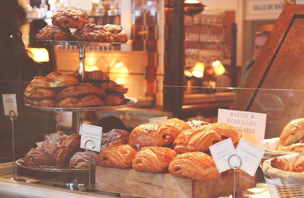 4 дня в Париже-еда, чтобы не пропустить