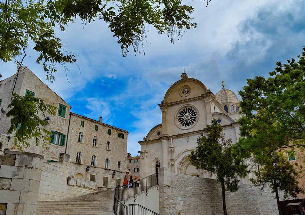 Собор Святого Иакова - лучшие места в Хорватии