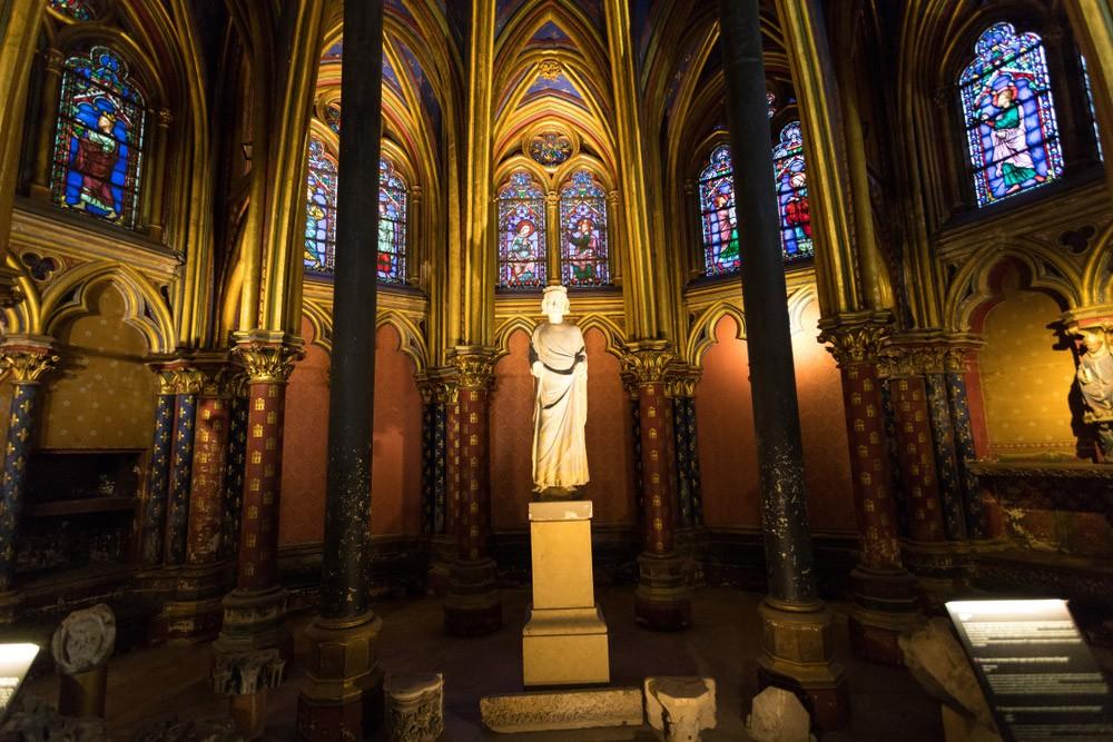 4 дня в Париже маршрут: Сент-Шапель и Консьержери