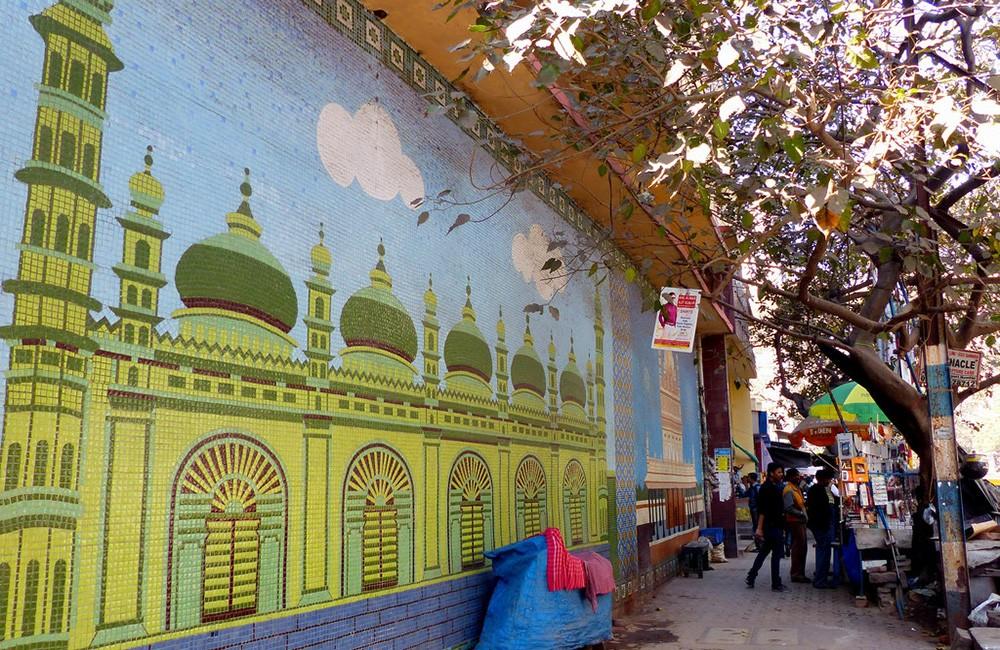 Что посмотреть и чем заняться в городе Дели: Chandni Chawk