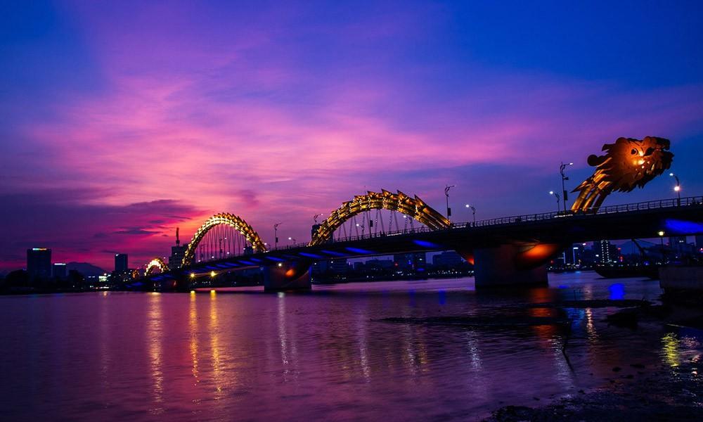 Dragon Bridge - вещи, которые нельзя пропустить за 2 дня в Дананге