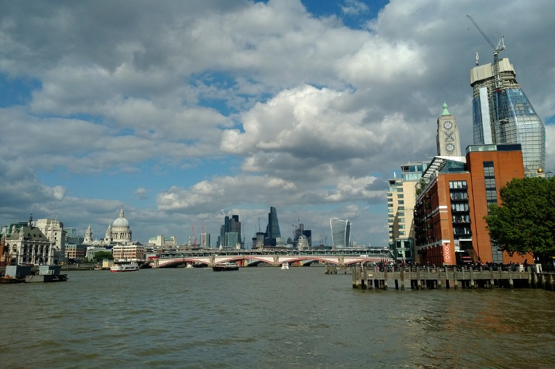 The Thames - a London insider tip