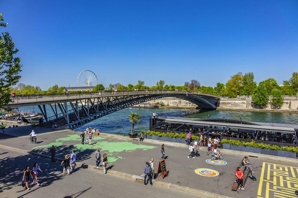 Париж через 4 дня-маршрут: 5-й округ