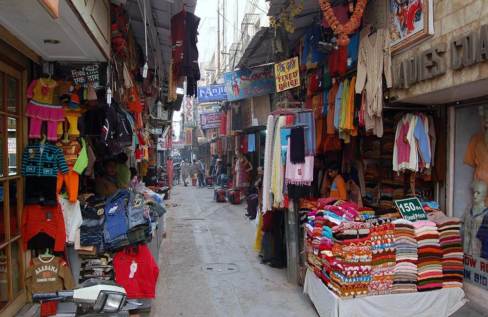 Что посмотреть и чем заняться в городе Дели: Karol Bagh