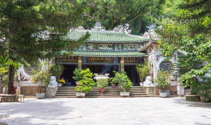 Что посмотреть в Дананге: пагода Линь Унг