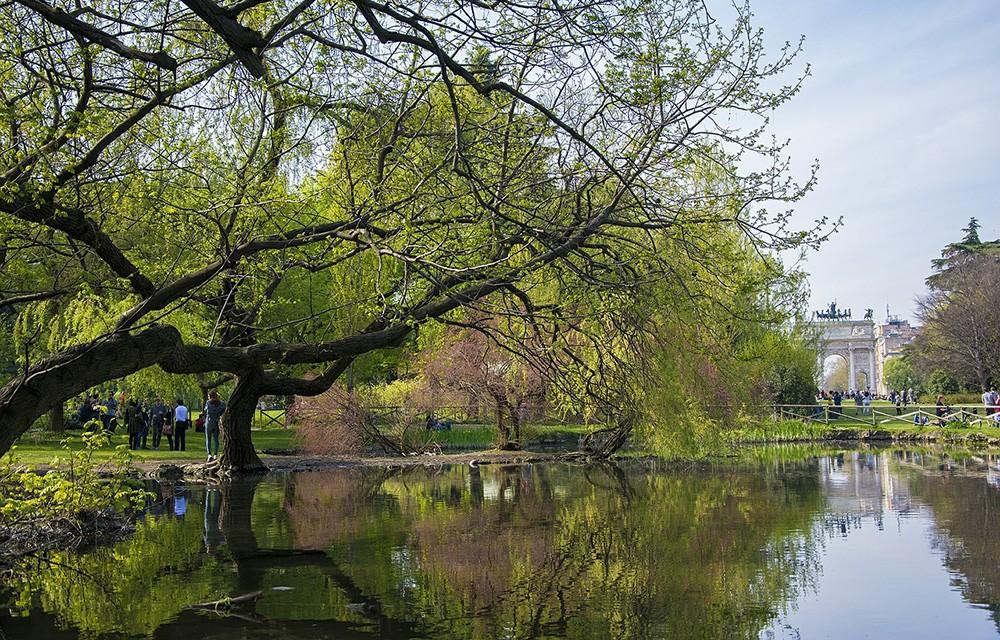 Что нельзя пропустить в Милан: Parco Sempione