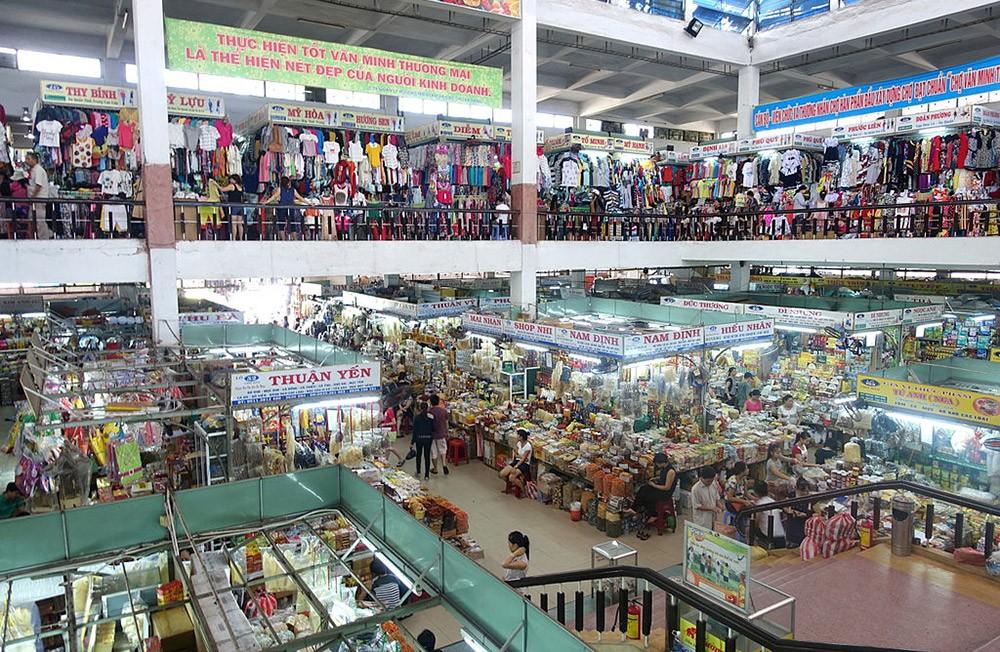 Куда пойти в Дананге за 2 дня: рынок Хан