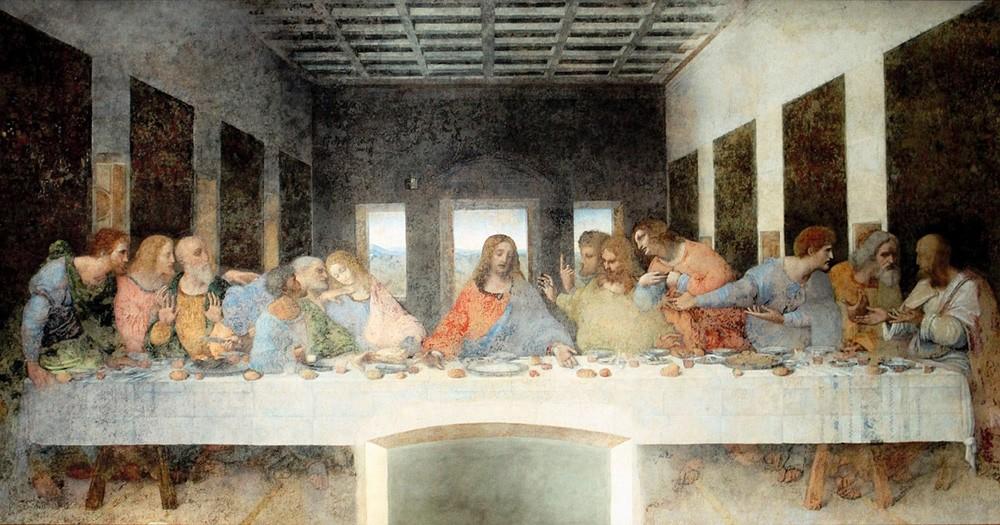 Что нельзя пропустить в Милане: Тайная вечеря