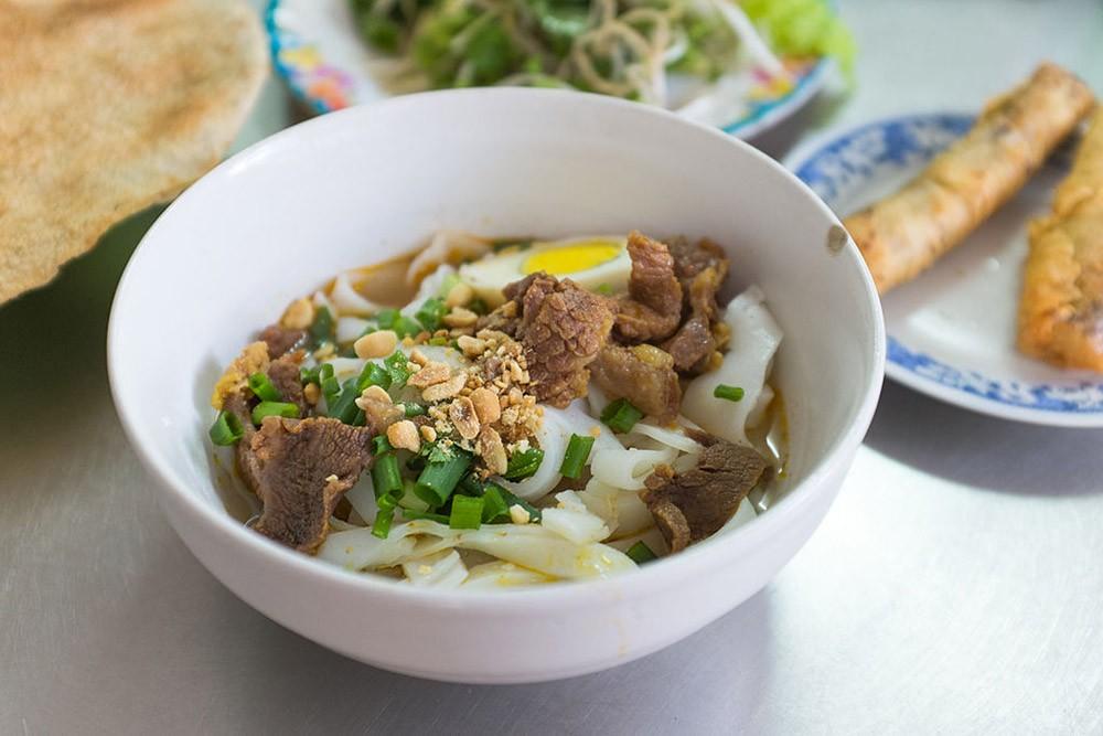 Что поесть в Дананг: Mi Quang