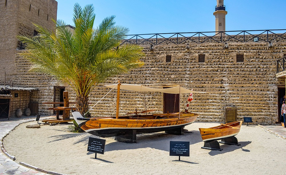 Что посмотреть в Дубае: Дубайский музей