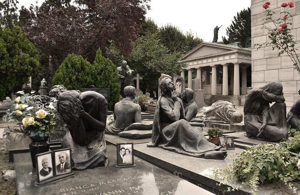 Что нельзя пропустить в Милане: Cimitero Monumentale
