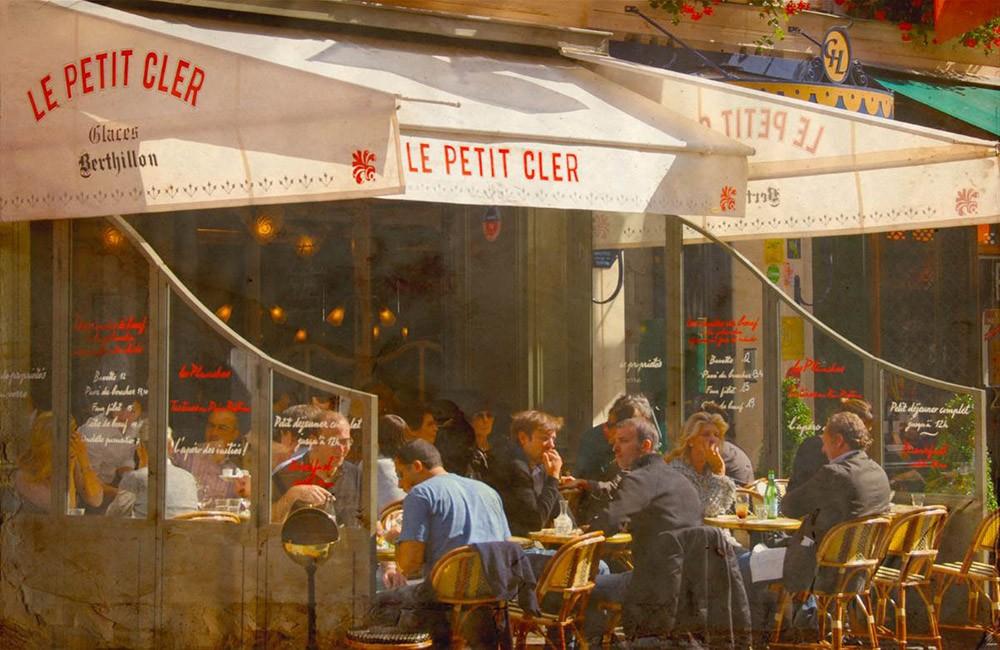 4-дневный маршрут по Парижу-места, где можно поесть в Париже