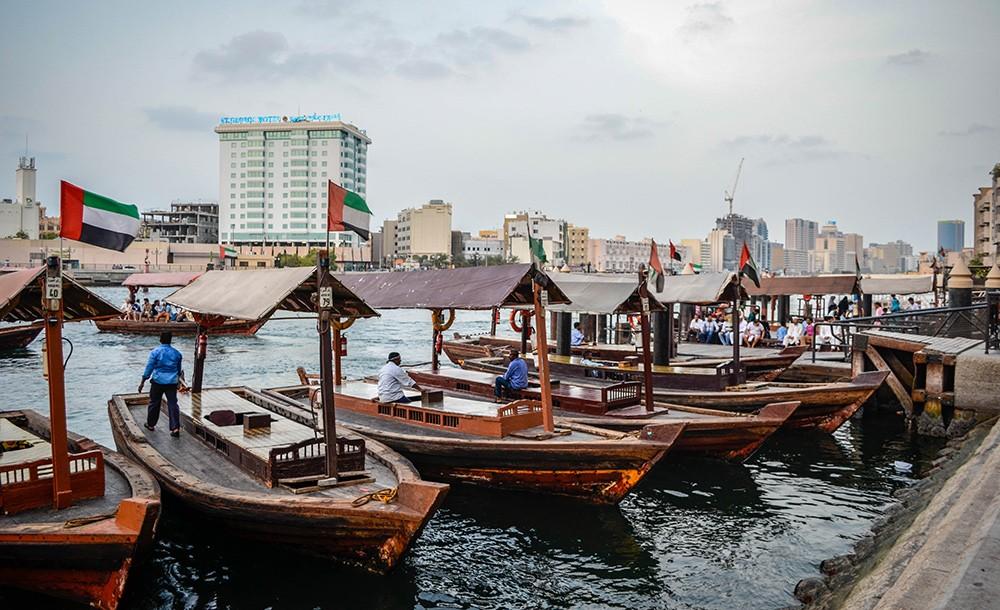 Чем заняться в Дубае: взять Дау