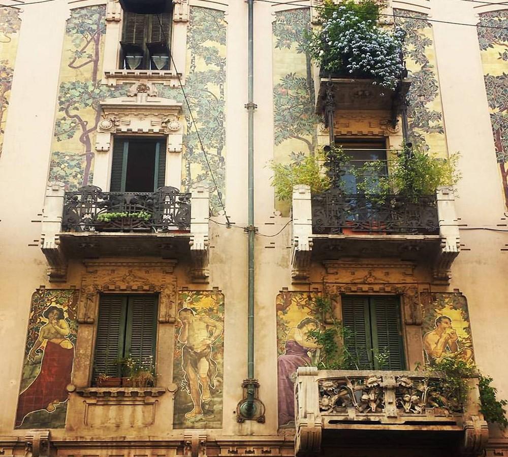 Что нельзя пропустить в Милане: Casa di Galimberti