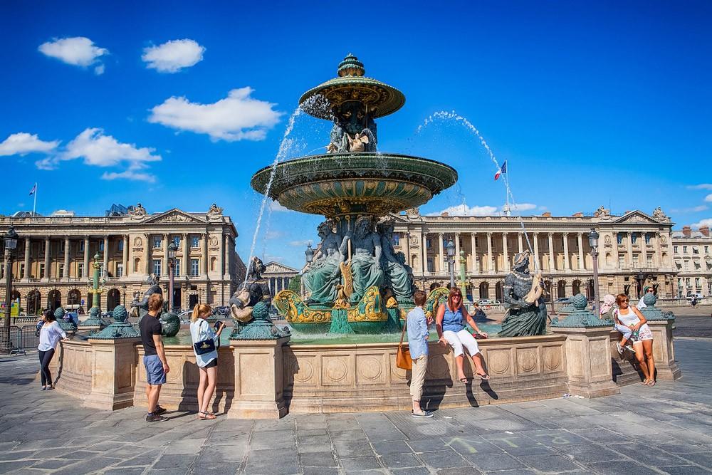 Париж 4-дневный маршрут: Place de la Concorde