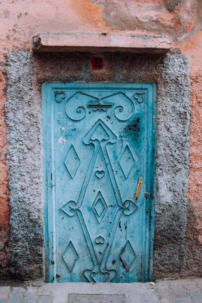 Охота За Дверью