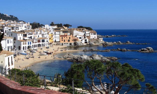 Семейный отдых в Испании. Часть 1