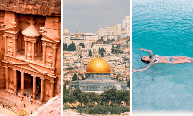 9 причин посетить Иорданию