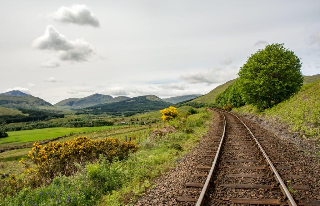The Royal Scotsman, Шотландия