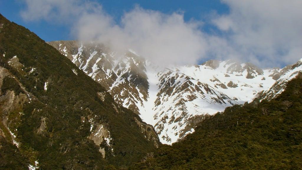 Транзалпин, Новая Зеландия